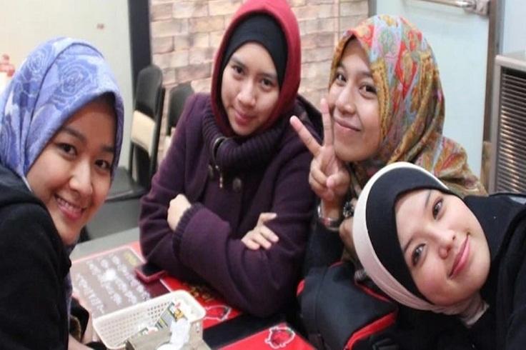 Hijab Style Ala Korea Blog Behijab Koleksi Hijab Fashion Terbaru Cuman Di