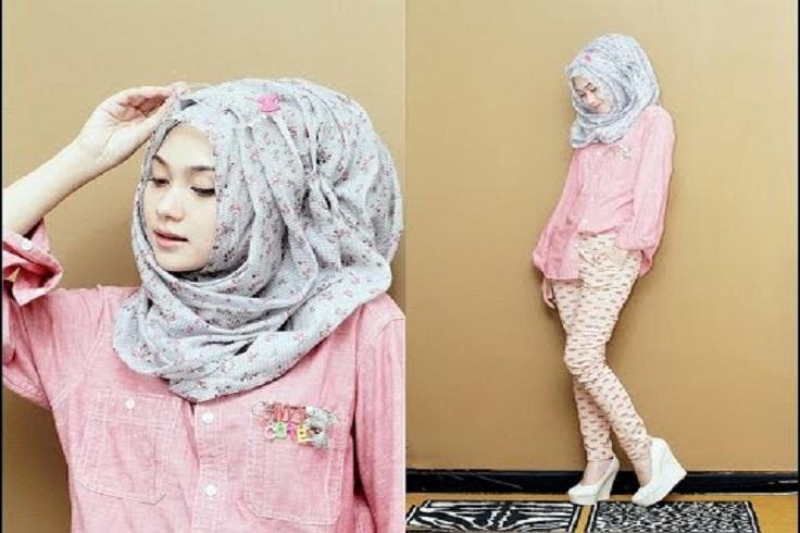 Hijab Style Ala Korea Blog Behijab Koleksi Hijab