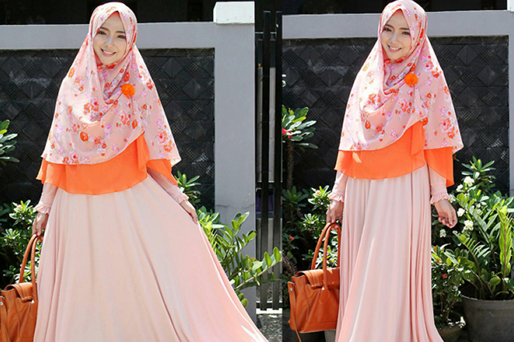 Tips Fashion Hijab Untuk Orang Kurus Blog Behijab Koleksi Hijab