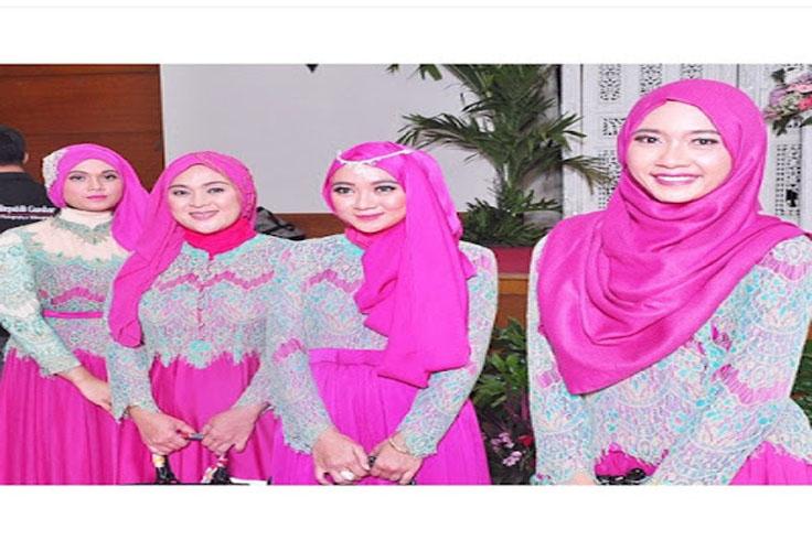 Jenis Warna Hijab Yang Cocok Untuk Semua Kebaya Blog Behijab