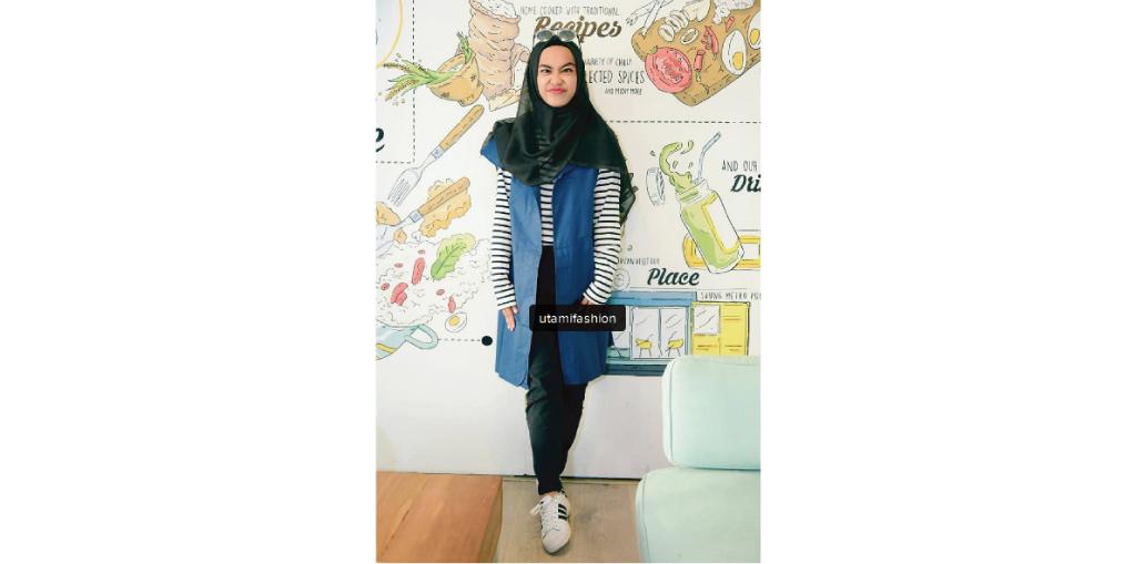 3 Tips Cantik Gaya Ootd Dalam Berhijab Ala Selebgram Ricis Blog Behijab Koleksi Hijab