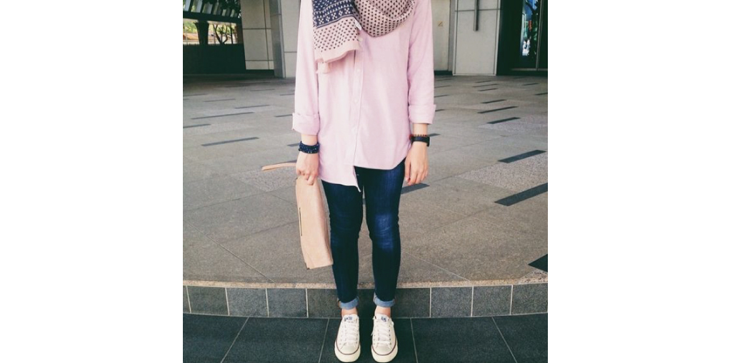 3 Tips Tetap Tampil Cantik Berhijab Untuk Wanita Tomboy Blog Behijab Koleksi Hijab Fashion