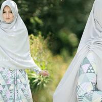 5 Tips Berbusana Hijab Syar'i Bagi Si Cantik Bertubuh Pendek Agar Terlihat Lebih Jenjang