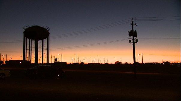Fort Hood Sunset