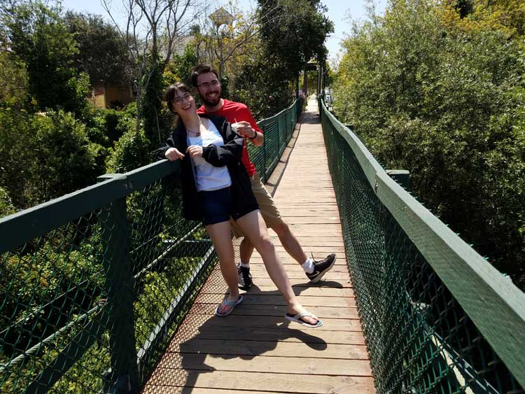 swinging bridge arroyo grande ca