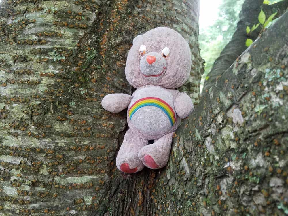 Happy Care Bear Day via @behindeveryday