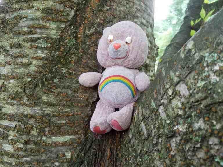 Happy Care Bear Day