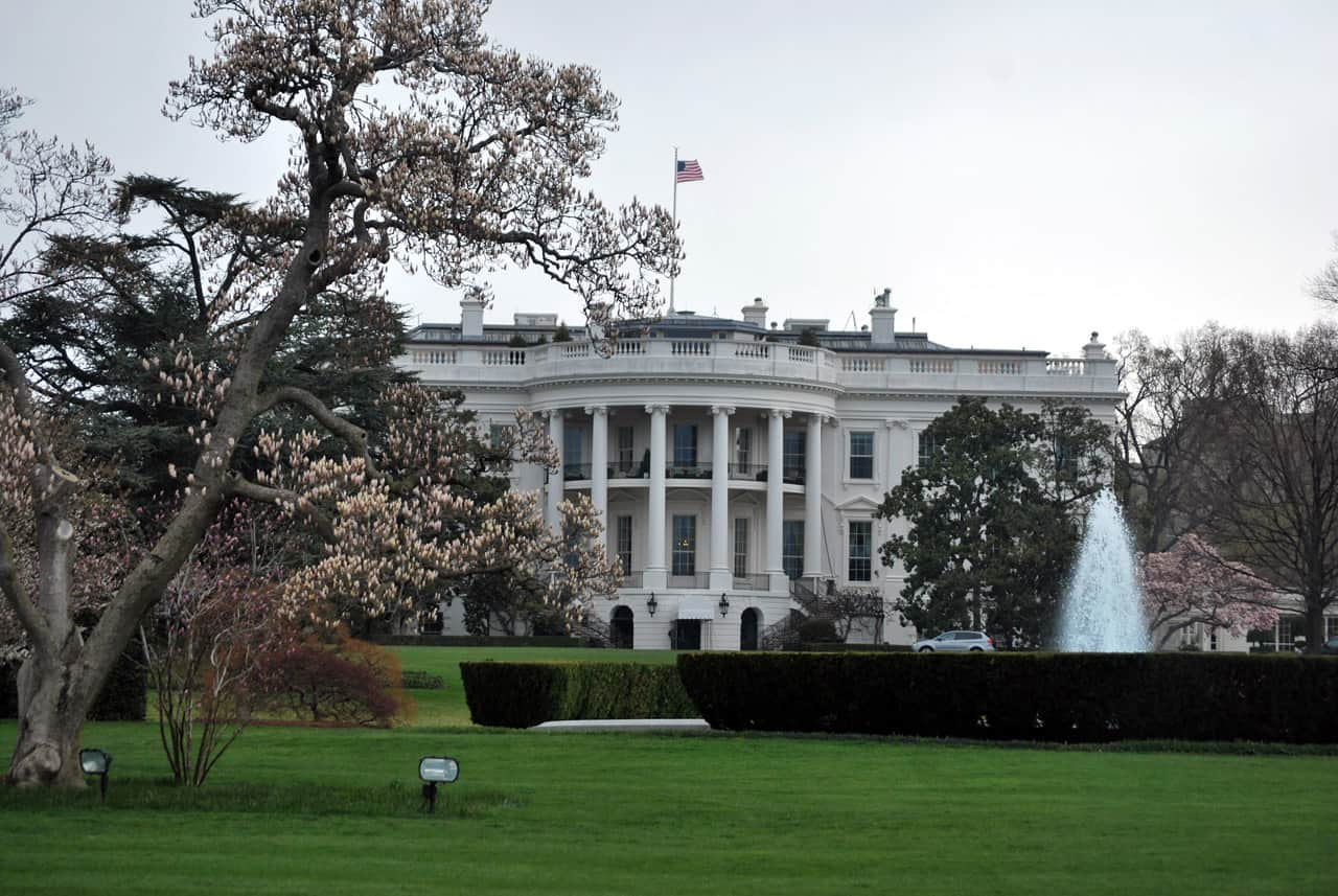 The White House via @behindeveryday