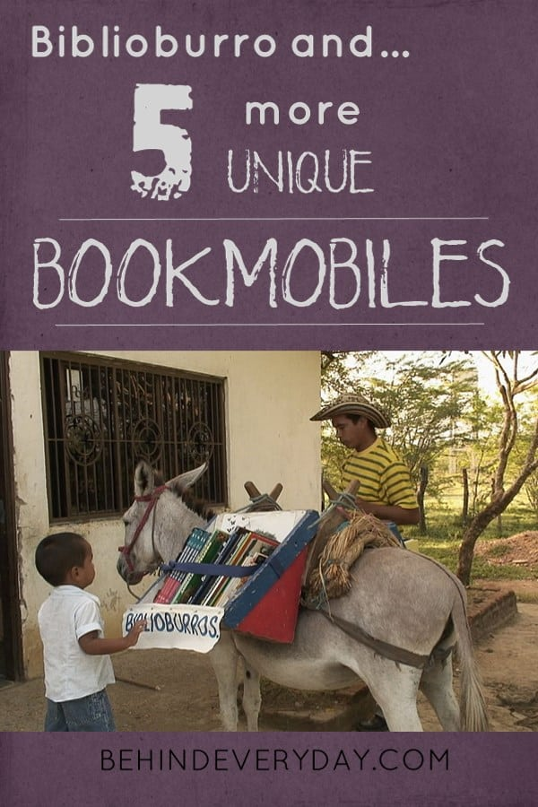 unique bookmobiles all around the world including camels boats and donkey mobile libraries to deliver books