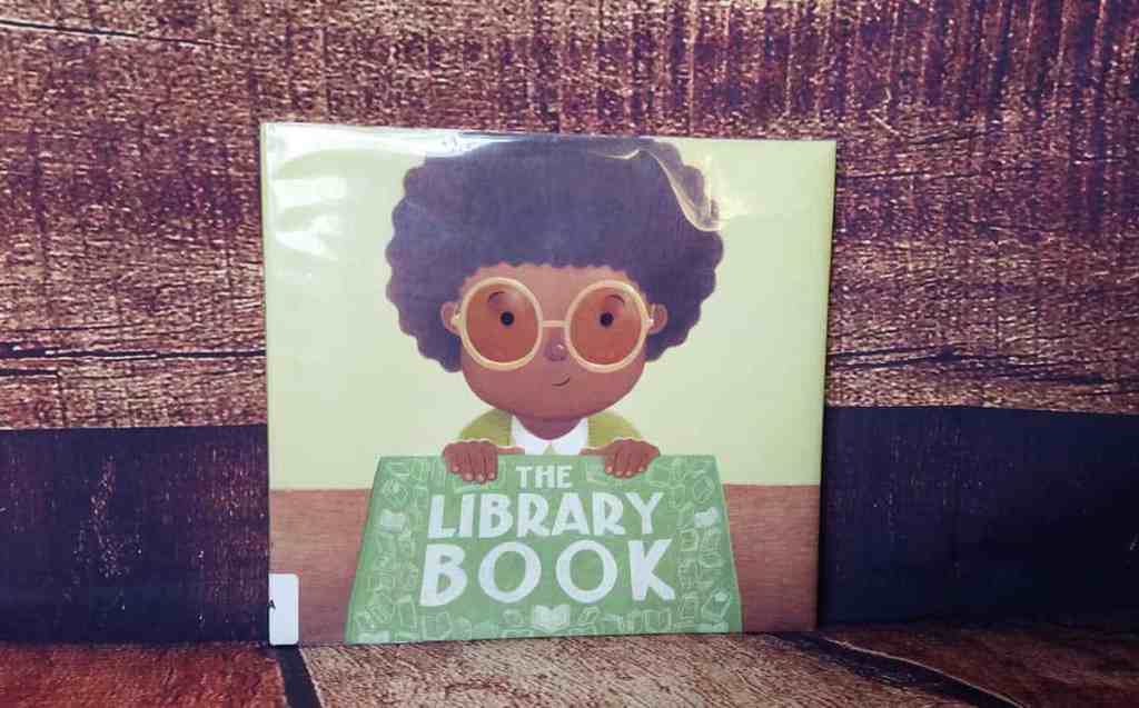 The Library Book is a delightful illustration of a song by Tom Chapin and Michael Mark.