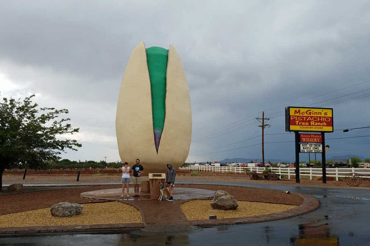 World's Largest Pistachio! via @behindeveryday