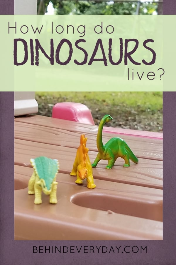 How long did a dinosaur live? Does it matter if you are an herbivore or carnivore? Does size matter? Does anyone really know what the average lifespan of a dinosaur was?
