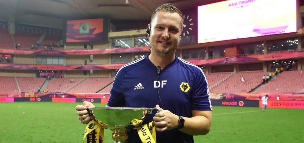 Danny Fishwick   Sports Rehabilitator at Wolves