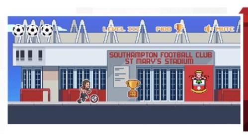 Southampton kit announcement