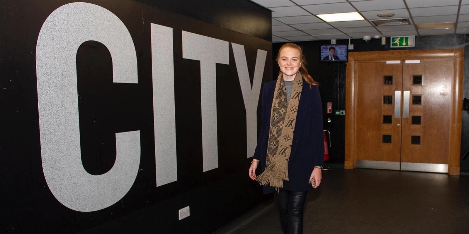 Sophie Davis | Swansea City's PR & Marketing Coordinator