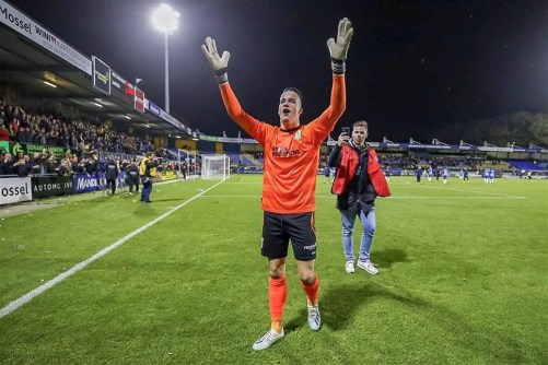 Niels Verzijlberg on matchday