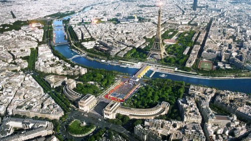 Paris 2024 looks to go ahead as planned sport business