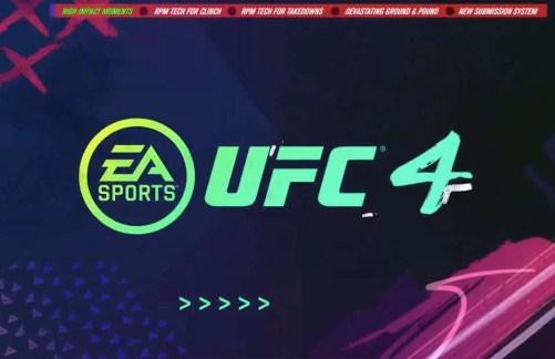EA x UFC x NHL