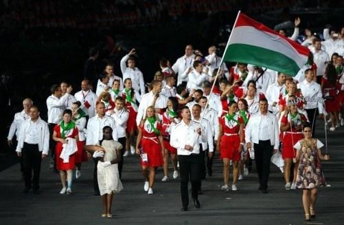 Hungary Olympics sports business