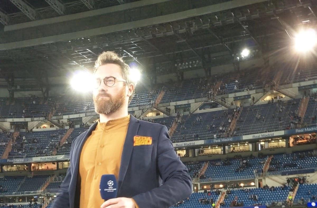 Robert Hunke | Football Commentator for ARD