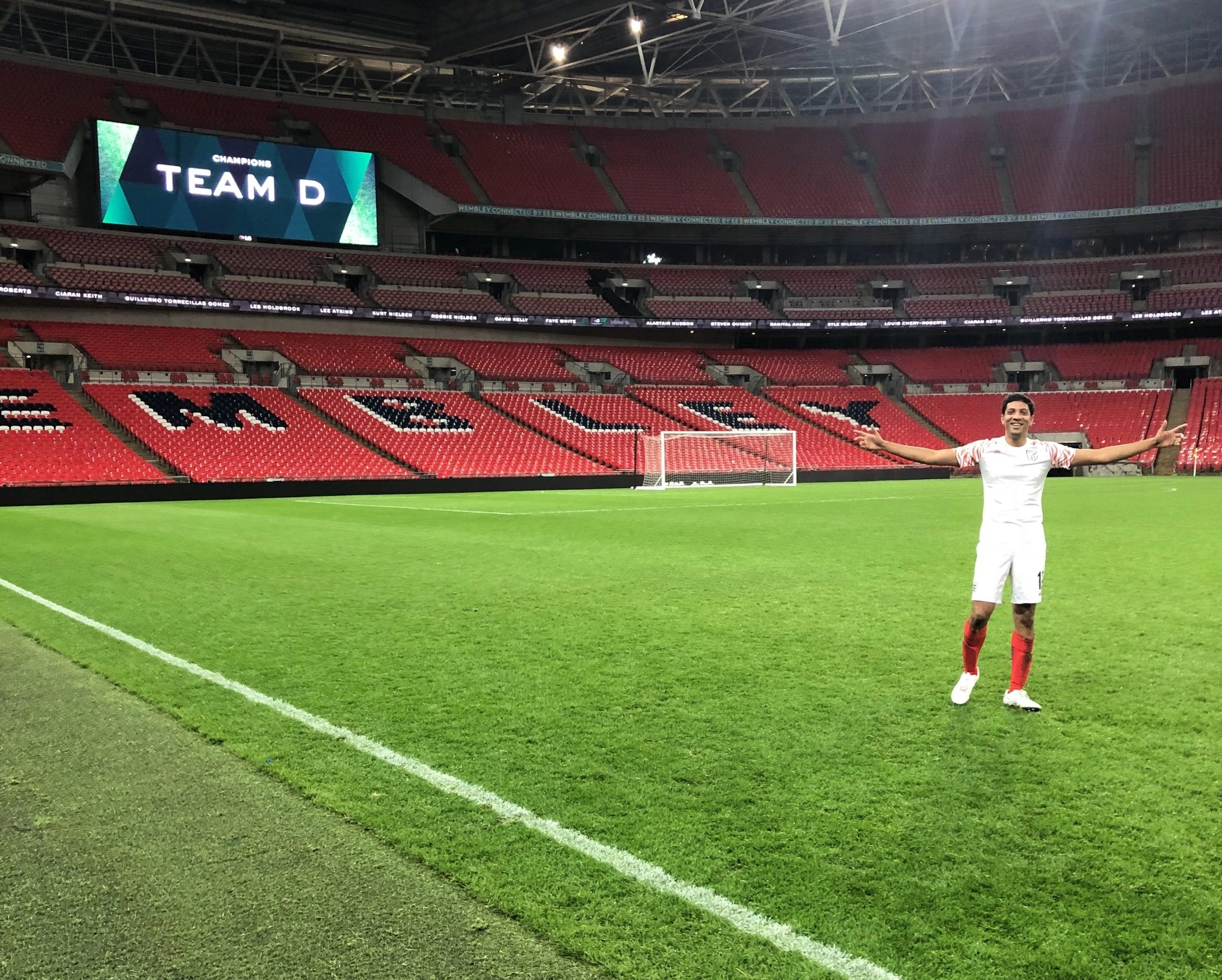 Jayvik Patel | Digital Content Operations Manager at The FA