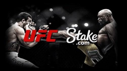 UFC x Stake.com