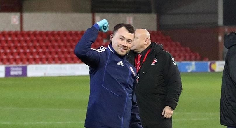 Matthew Donnelly | Medical Rehabilitation and Performance Lead at Accrington Stanley