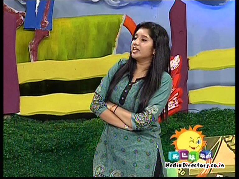 Priyanka in Chutty TV