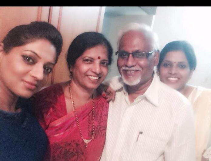 Reshma Pasupuleti Family