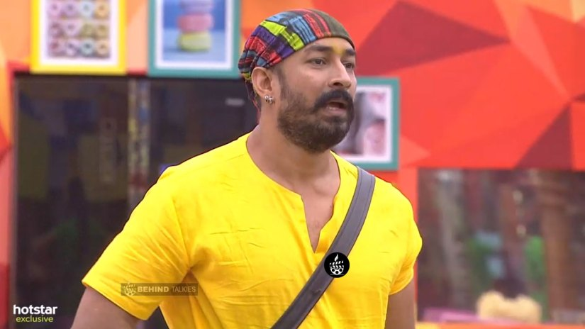 Amit Tiwari in Bigg Boss House