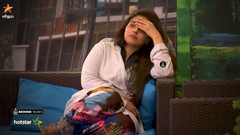 Mumtaj was not Happy in Bigg Boss House