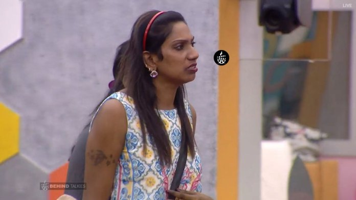 Nithya crying in Bigg Boss