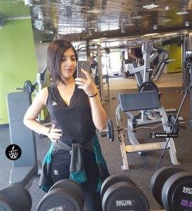 Narin Beauty Gym Workout