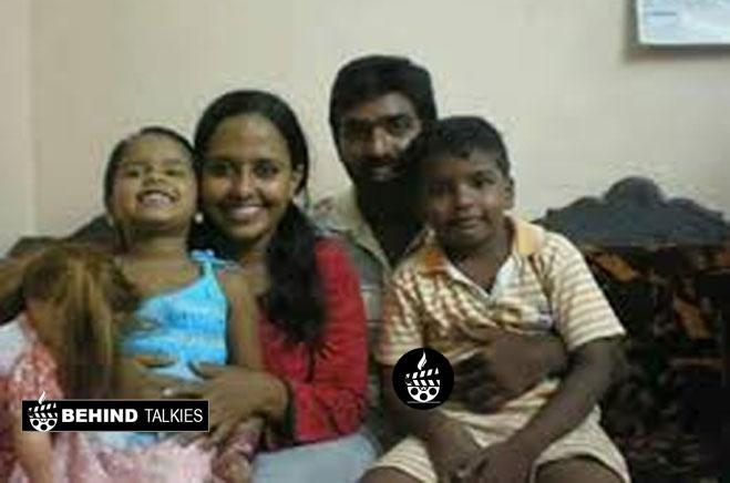 Vijay Sethupathi Family