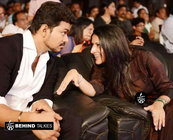 Sangeeta With Vijay