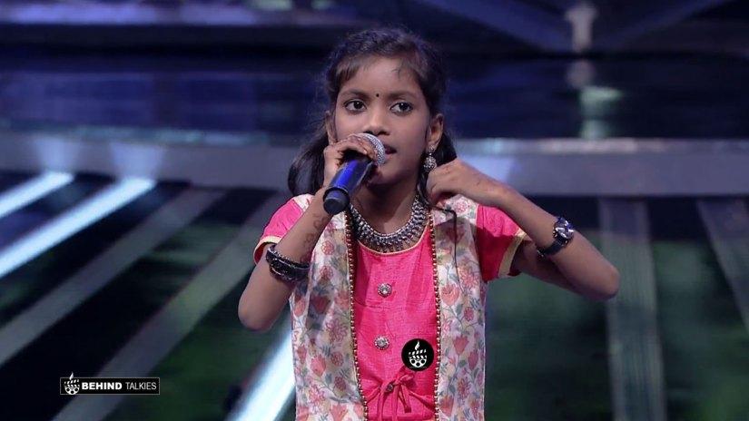Gokilla Priya Super Singer