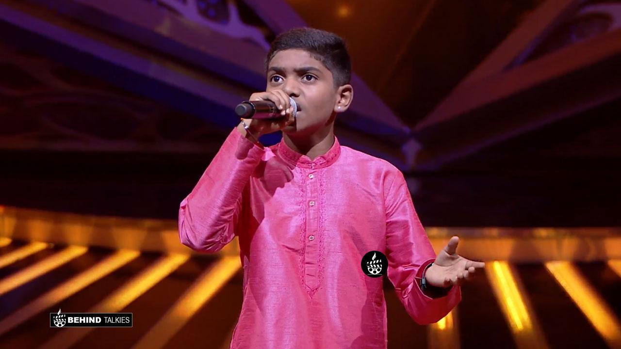 Srinivas Super Singer