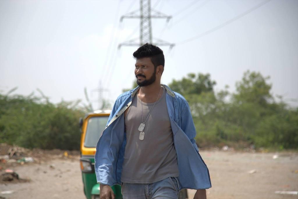 Actor Mahesh Vitta