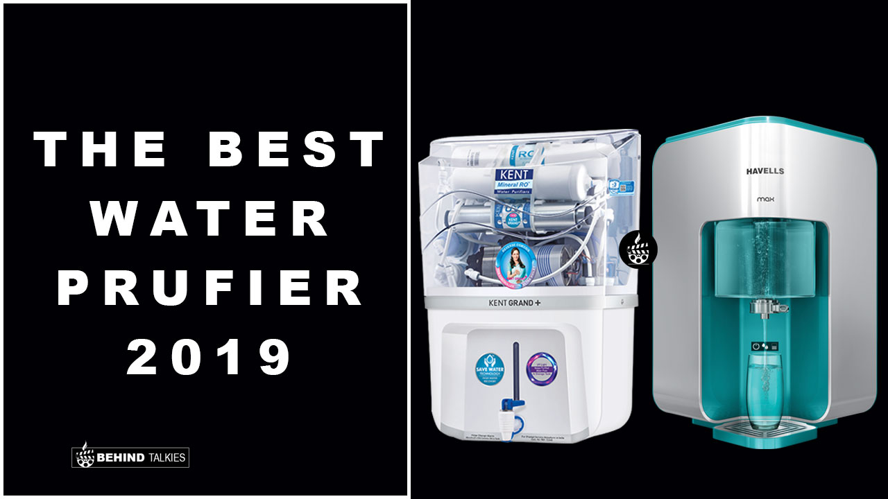 The best water Purifiers in India