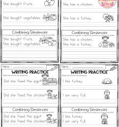 Coordinating Conjunction Worksheet Answer Sheet   Printable Worksheets and  Activities for Teachers [ 2560 x 1978 Pixel ]