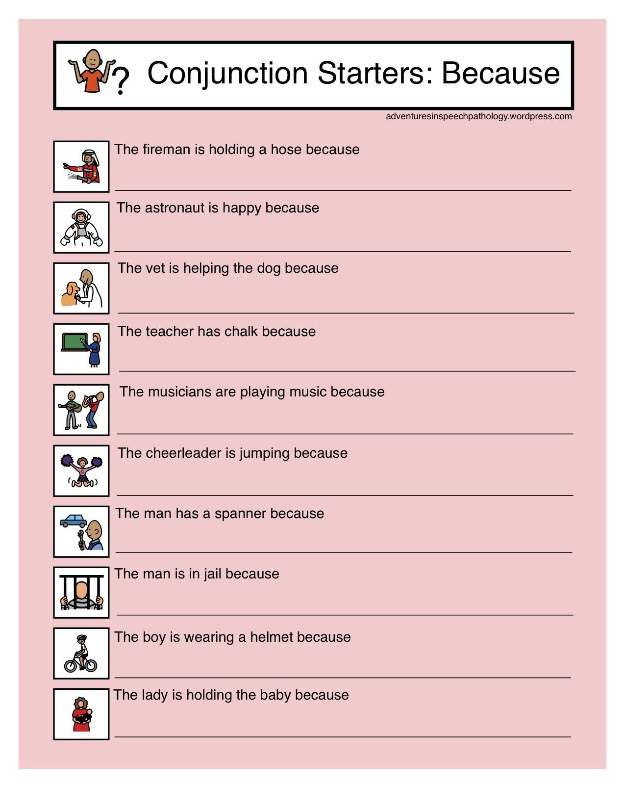 hight resolution of Cordinating Conjunctions Worksheet   Printable Worksheets and Activities  for Teachers