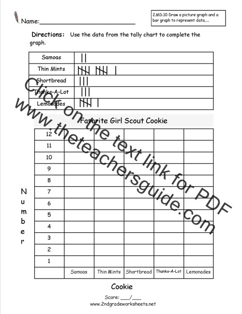 small resolution of Bar Graphs And Pictographs Worksheet   Printable Worksheets and Activities  for Teachers