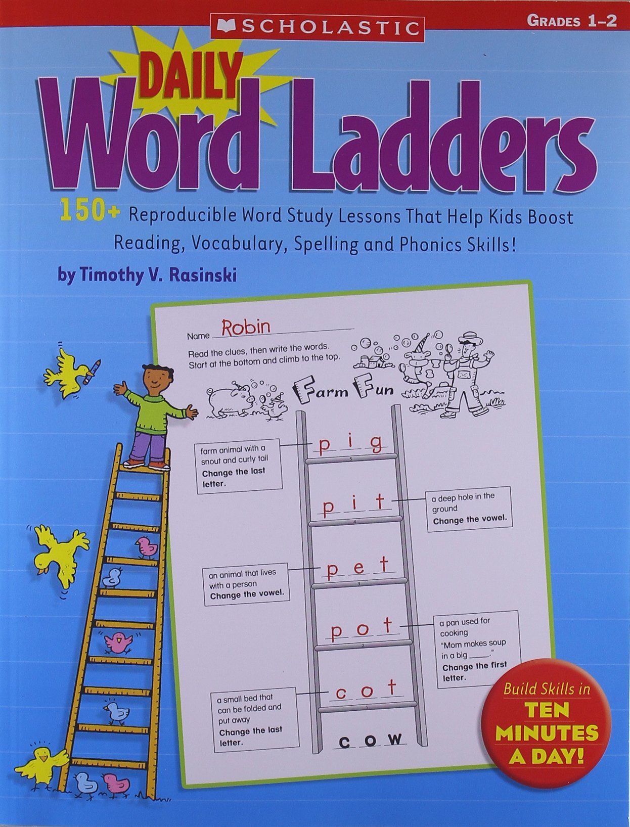 Word Ladders Middle School Read And Plete Word Association