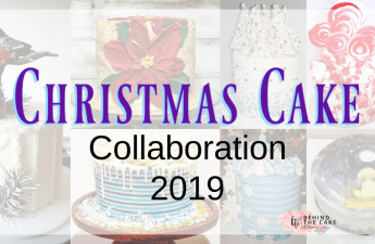 Christmas Cake Collaboration