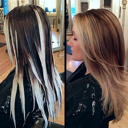 How,To Open Air Balayage , Behindthechair.com