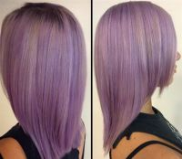 New Hair Color Trends Frosted Matte StyleNoted Of Frosted ...