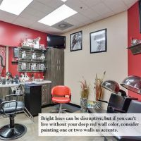 Best Wall Colors For Hair Salons | New House Designs