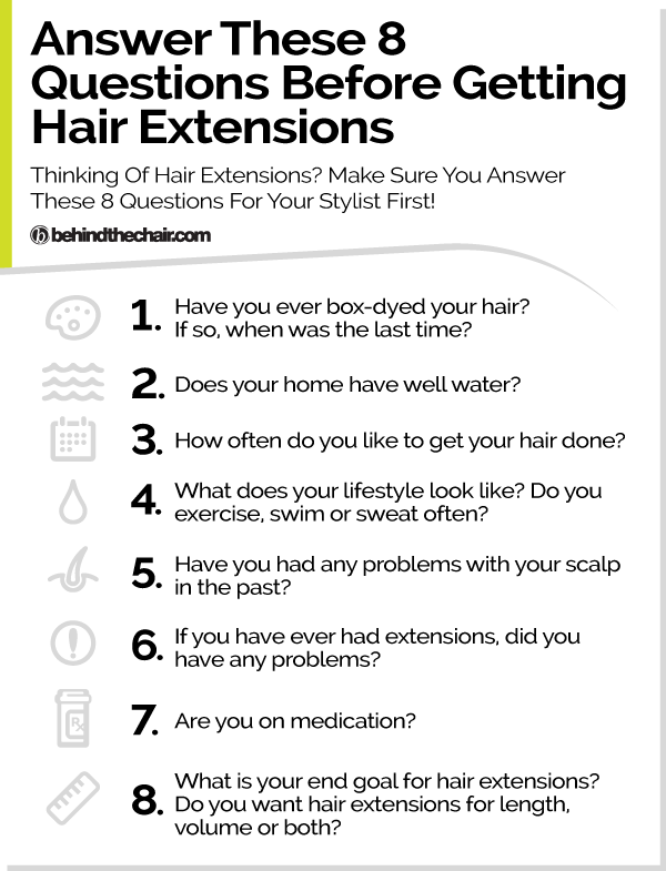 should i get hair extensions? what to know before getting hair extensions