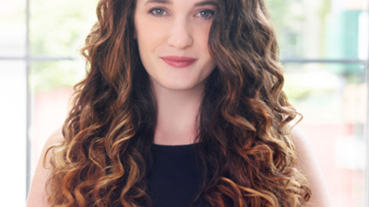 How To Enhance Naturally Curly Hair With Balayage Techniques