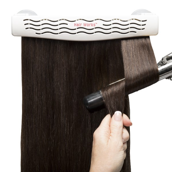 4 in 1 hair extension caddy - curl your hair extensions